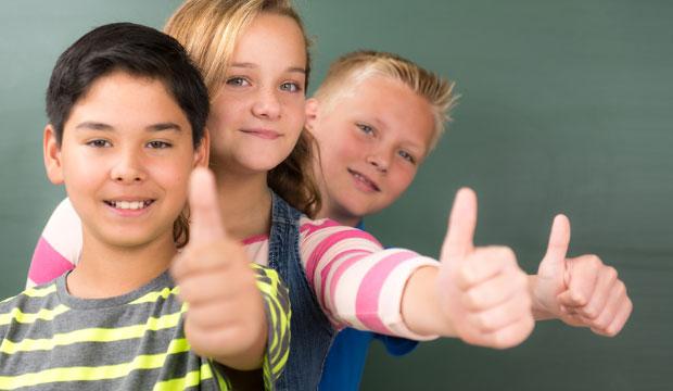 Pour faciliter le passage du primaire au secondaire d'un enfant