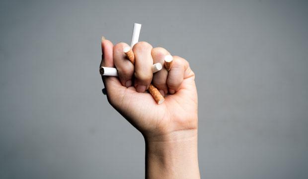 De l'aide pour arrêter de fumer