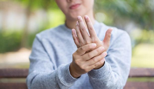 Les différentes formes d'arthrite