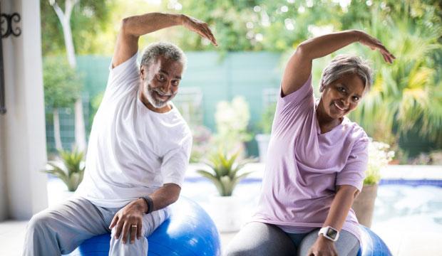 Demeurer actif après 60 ans
