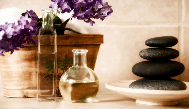 Les huiles à massage