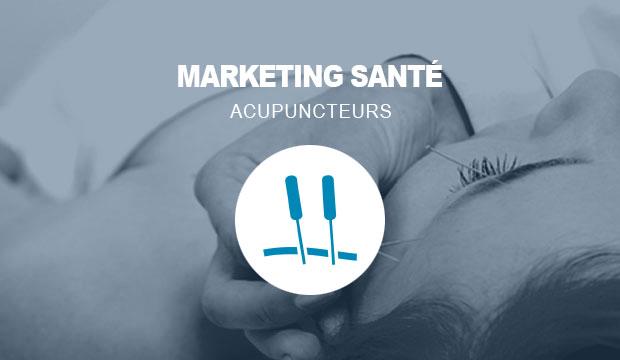 Publicité et marketing Web pour les acupuncteurs du Québec