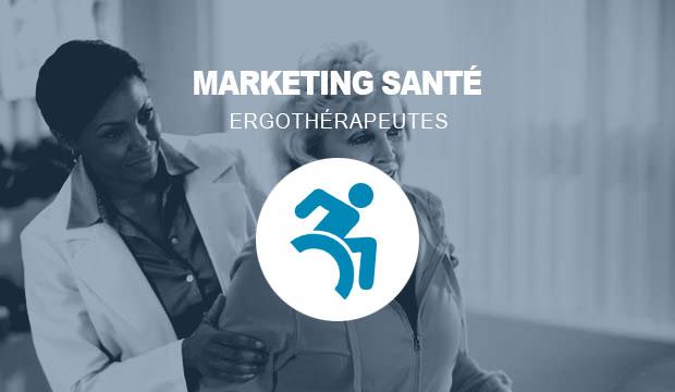 Publicité Web pour les ergothérapeutes du Québec