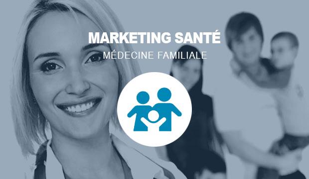Publicité pour les cliniques de médecine familiale