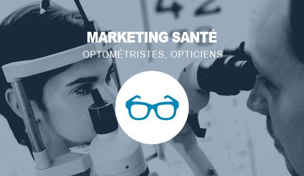 Marketing numérique pour les optométristes et les opticiens du Québec