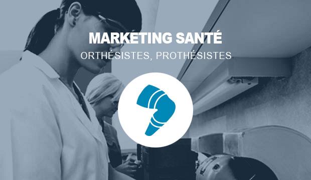 Marketing Web et publicité pour les orthésistes et les prothésistes du Québec