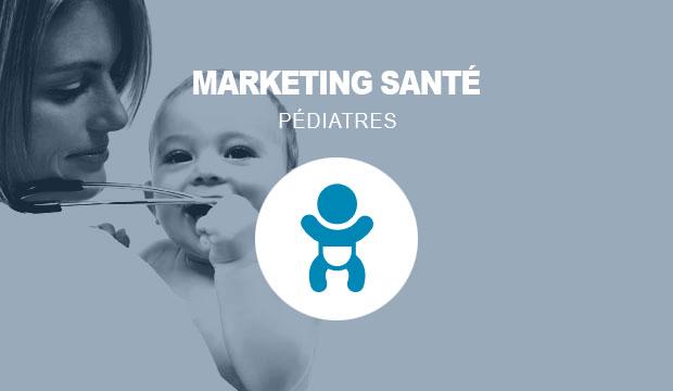 Solution publicitaire pour les pédiatres