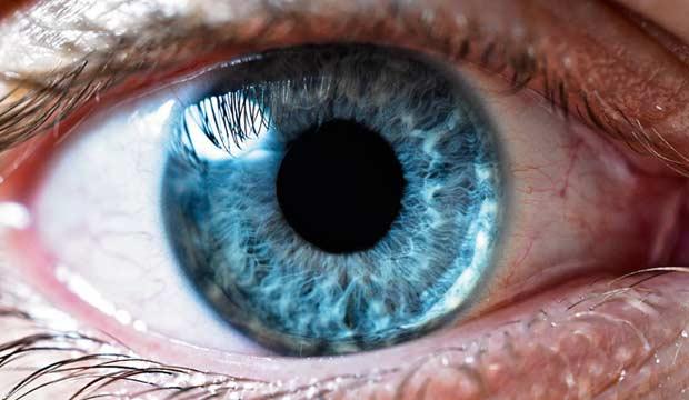 L'iridologie, observation de l'iris