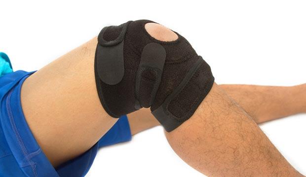 L'orthèse de genou