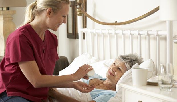 Des soins offerts à domicile