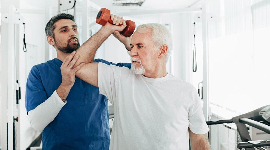 Emploi en santé : ergothérapeute