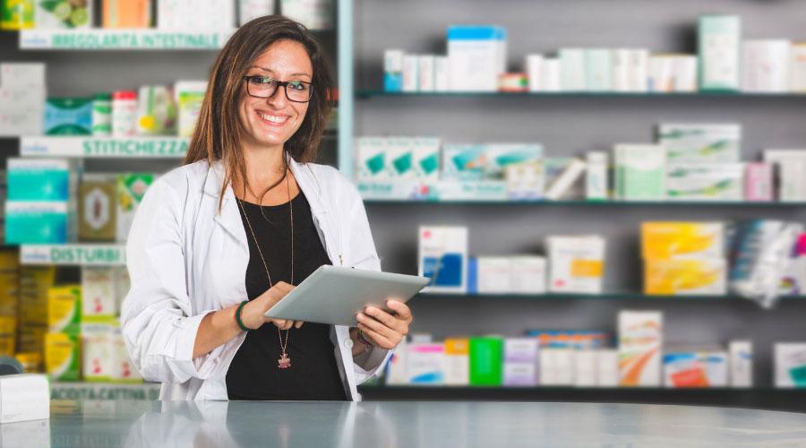 Emploi en santé : pharmacien