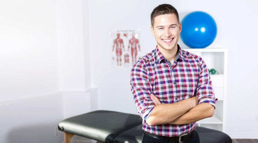 Emploi en santé : physiothérapeute