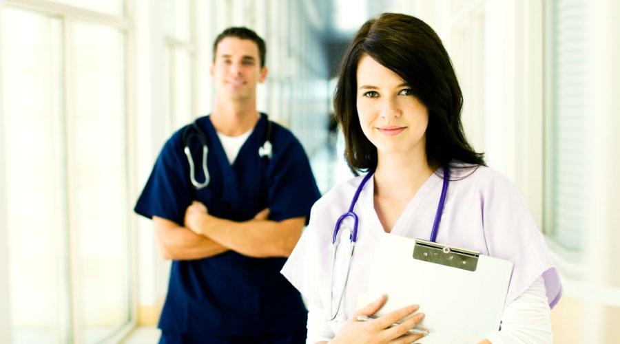Infirmier et infirmière, une carrière d'avenir