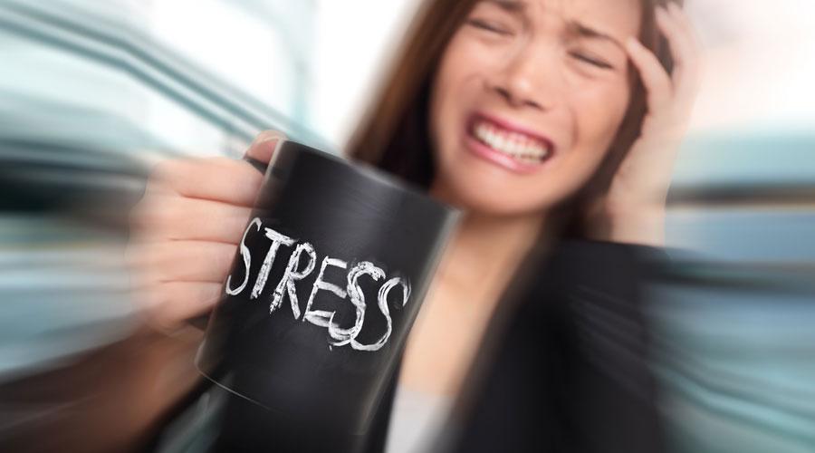 Stress au travail : bon ou mauvais?