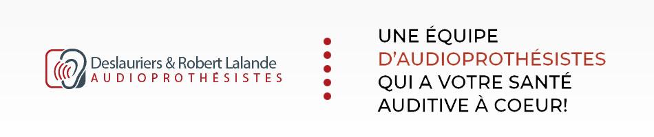 Deslauriers & Robert Lalande, audioprothésistes (Sainte-Adèle)