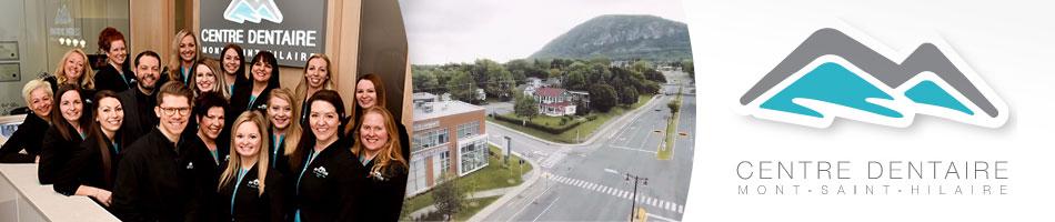 Centre dentaire Mont-Saint-Hilaire