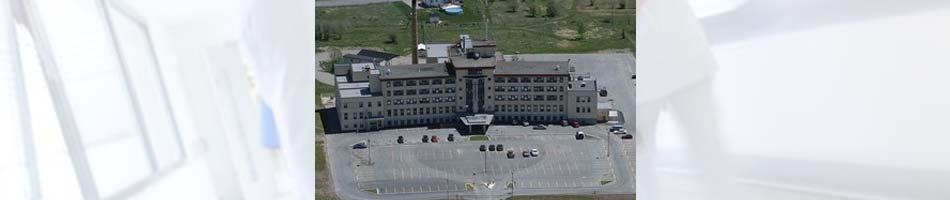Centre hospitalier La sarre
