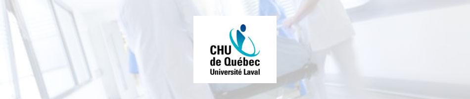 CHUL et Centre mère-enfant Soleil (CHU de Québec-Université Laval)