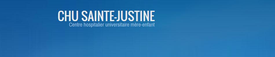 CHU Sainte-Justine - Centre hospitalier universitaire mère-enfant