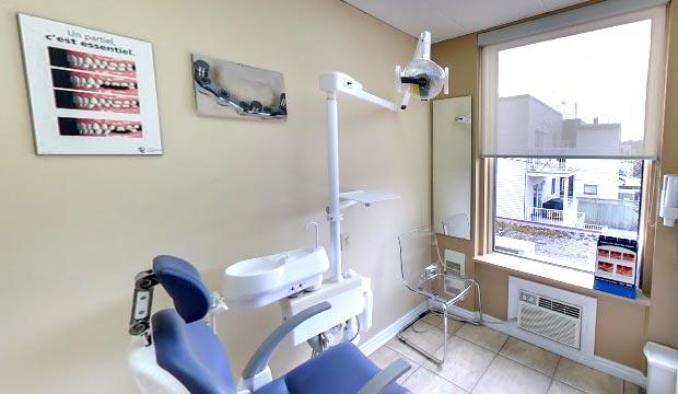 Jean-Philippe Cloutier d.d. - Service de prothèse dentaire