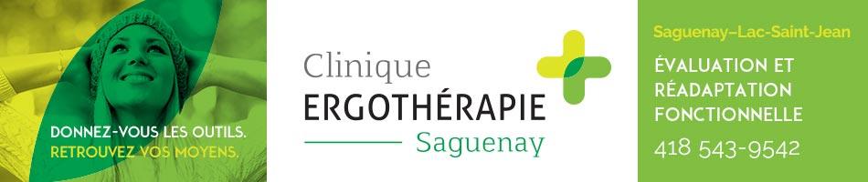 Clinique d'ergothérapie du Saguenay