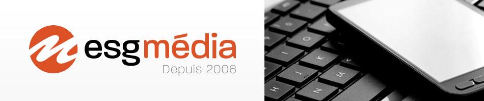 ESG Média, conception de sites Web