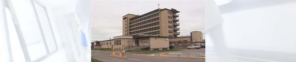 Hôpital et centre de réadaptation de Jonquière