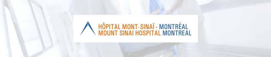 Hôpital Mont-Sinaï - Montréal