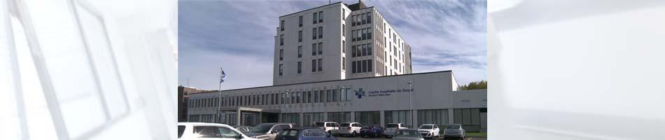 Hôpital Hôtel-Dieu de Gaspé