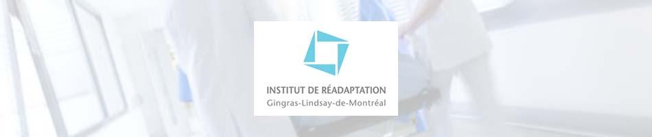 Institut de réadaptation Gingras-Lindsay de Montréal