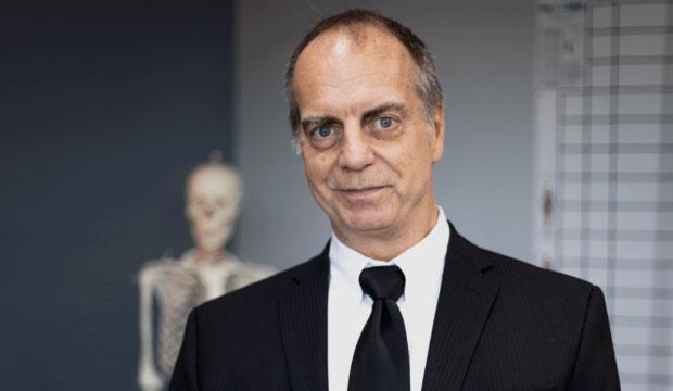 Michel Jalbert, ostéopathe