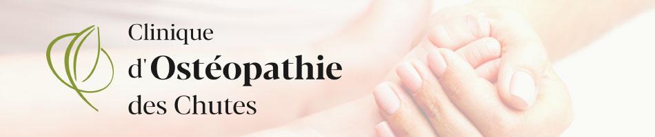 Clinique d'ostéopathie des Chutes