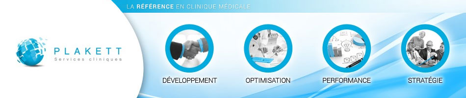 Plakett Services cliniques