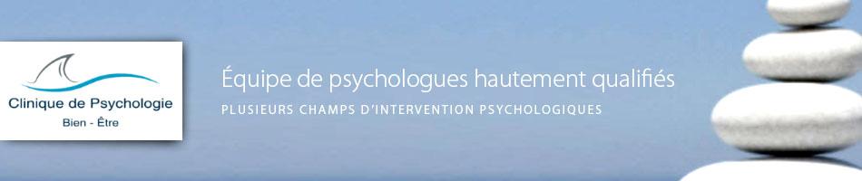 Clinique de Psychologie Bien-Être à Montréal