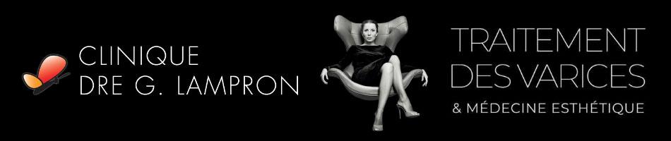 Clinique de varices et de médecine esthétique Dre Geneviève Lampron